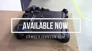 Gamber-Johnson Toughbook Certified Panasonic CF-33 laptop docking station