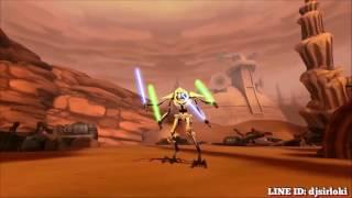SWGOH HAAT Zeta Kylo Ren Phase 1 solo run Explained Star Wars Galaxy of Heroes