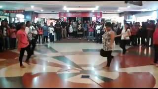 Flash mob @ cc ghagra dance