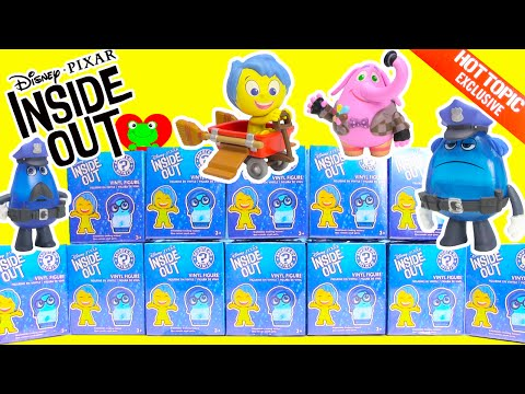 Inside Out Movie Hot Topic Exclusives Mystery Minis by Funko