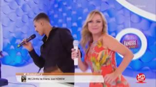 MC Livinho Ao Vivo Programa da #Eliana - Cheia de Marra