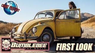 Bumblebee Movie First Look - Orbit Report