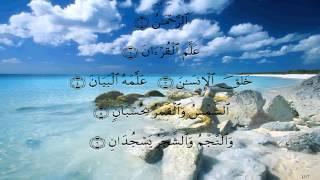 جزء الذاريات بصوت محمد صديق المنشاوي