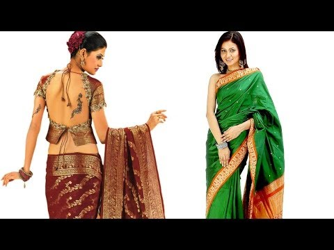 Xxx Mp4 HOW TO WRAP A SARI AND WEAR IT 3gp Sex