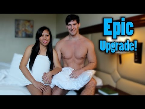 Marriage Proposal in Cebu Philippines Epic Hotel Upgrade