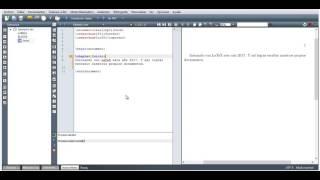 LaTeX texmaker Tutorial 1 - Elementos básicos para escribir un libro, acentos - español