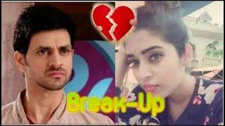 Omg! Shakti arora(Ranveer of Meri Aashqui) and Neha Saxena have brokeup|Reason is shocking 😢