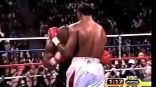 lennox lewis vs mike tyson full fight highlights