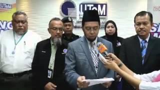 UTeM batal tuan rumah forum Dr Zakir Naik, kata NC Dr Shahrin
