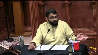 Shiekh Yasir Qadhi - Different between Nabi & Rasul