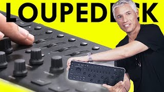 BUTTONS, DIALS & KNOBS for Lightroom! Loupedeck Review