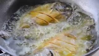 Ikan Bawal Masak Sambal Tomato - Chef Fazalina
