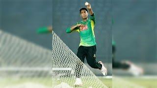 Mustafizur Rahman nete bowling suru korechen