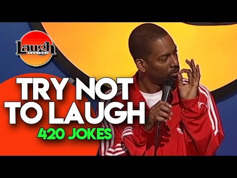 Try Not To Laugh | 420 Jokes | Laugh Factory Stand Up Comedy