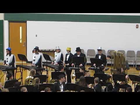 Xxx Mp4 Frosty The Snowman Symphonic Percussion Ensemble January 17 2019 3gp Sex
