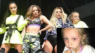 Children Left BLOODIED By Drunken Crowds Rioting At Little Mix Concert