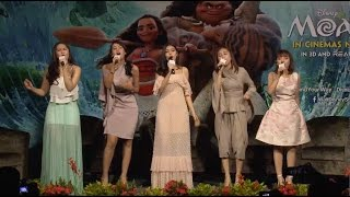 "Disney 365 | Southeast Asian Singers Behind ""How Far I"