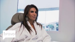 RHOC: Peggy Sulahian Opens up About Getting Breast Implants (Season 12, Episode 2) | Bravo
