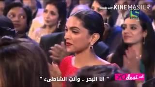 استعراض شاروخان و مادهوري ديكشيت في حفل الفيلمفير 2016  مترجم للعربيه
