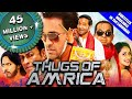 Thugs Of Amrica Achari America Yatra 2019 New Released Hindi Dubbed Movie  Vishnu Manchu