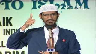 WHY THE WEST IS COMING TO ISLAM? | LECTURE + Q & A | DR ZAKIR NAIK