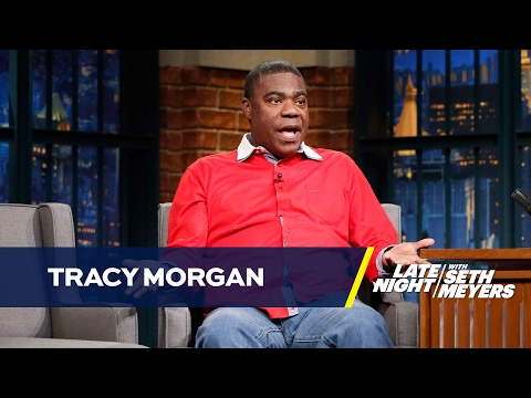 Tracy Morgan Says You Can t Get into Heaven with Priors