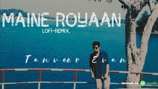 New hindi song 2014 'Maine Royaan' - Piran khan feat. Tanveer evan