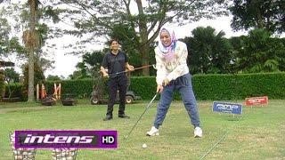 Keseruan Lucky Hakim dan Sang Istri Saat Bermain Golf - Intens 23 Mei 2017