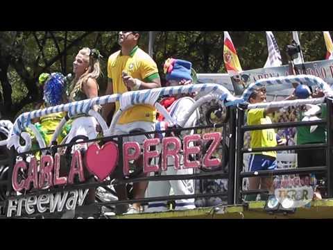 Bloco Algodão Doce no campo grande Carnaval 2014
