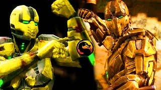 "THE NEW ONE TOUCH KILL GOD - Mortal Kombat X Triborg ""Cyrax"" Gameplay (MKXL Ranked)"
