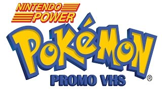 What Should I Play Presents: Nintendo Power Pokemon Promo VHS