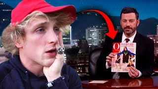 Top 5 MOST EMBARRASSING Youtuber Moments Caught ON LIVE TV! (Logan Paul, Jake Paul & More)