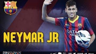 Neymar Skills - Những kỹ thuật qua người mới và đỉnh cao nhất của Neymar 2016. phần 2