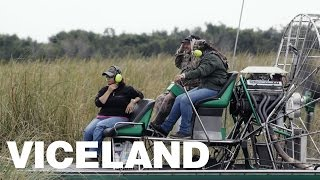 Matty's Airboat Tour of the Florida Everglades: DEAD SET ON LIFE (Deleted Scene)