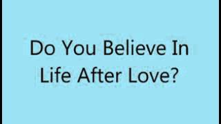 Cher Believe with Lyrics