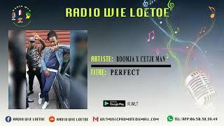 BOOMJA X CETJE MAN-PERFECT