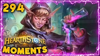Awesome Kabal Chemist RNG!!   Hearthstone Gadgetzan Daily Moments Ep. 294 (Funny and Lucky Moments)