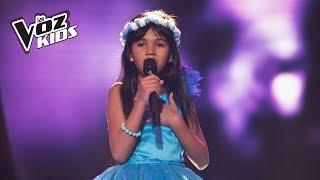 Lala canta Libre Soy - Audiciones a ciegas | La Voz Kids Colombia 2018
