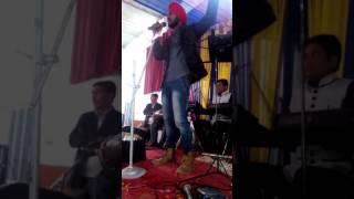 Ustad shagirdi  vich live R B Singh