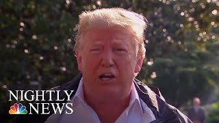 President Trump On Kavanaugh Accuser: 'I Really Want To See What She Has To Say' | NBC Nightly News
