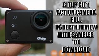 Git 1 GitUp Review - Cheap camera with external microphone and remote control