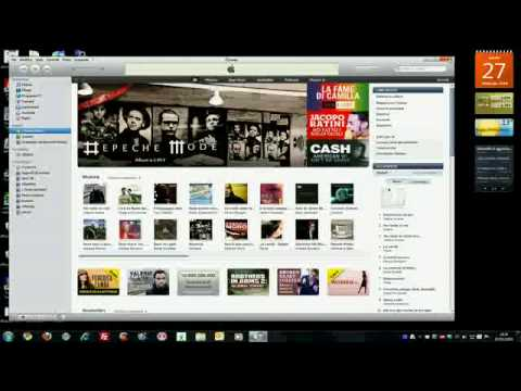Gestione Backups iPhone e iPod tramite iTunes e come spostarli su nuovi pc o mac