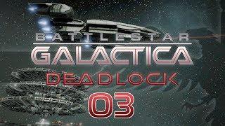 BATTLESTAR GALACTICA DEADLOCK #03 MANTICORE Preview - BSG Let