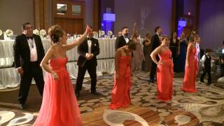 Wedding Party With a Surprise Dance