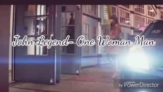 John Legend- One Woman Man |Español|