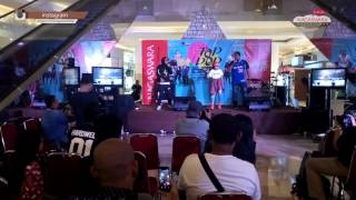 live perform rph feat bening - penuh luka launching nagaswara t8p p8p