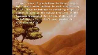 Higurashi - When They Cry LP ~ Tsumihoroboshi-hen, chapter 13, final part