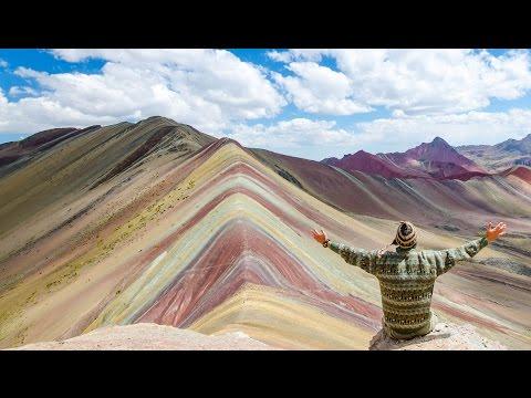 Rainbow Mountain, Peru - FlashpackerConnect