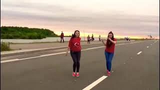 رقص بنات تركيات جميلات