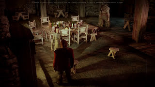 Dragon Age Inquisition Funniest scene - Naked Cullen